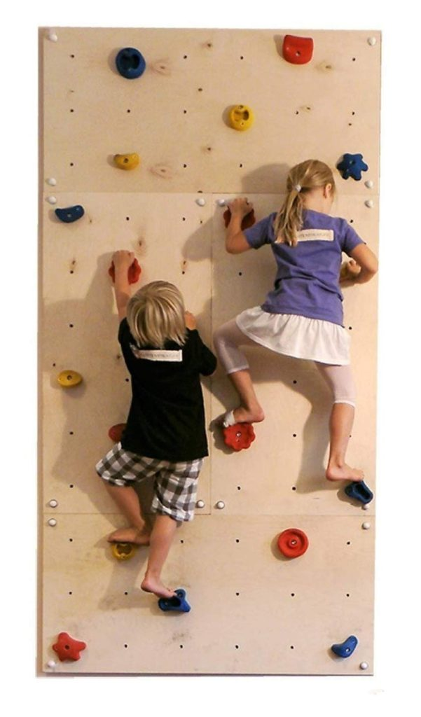 Indoor Kletterwand für Kinder