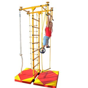 Klettergerüst für das Kinderzimmer geeignet