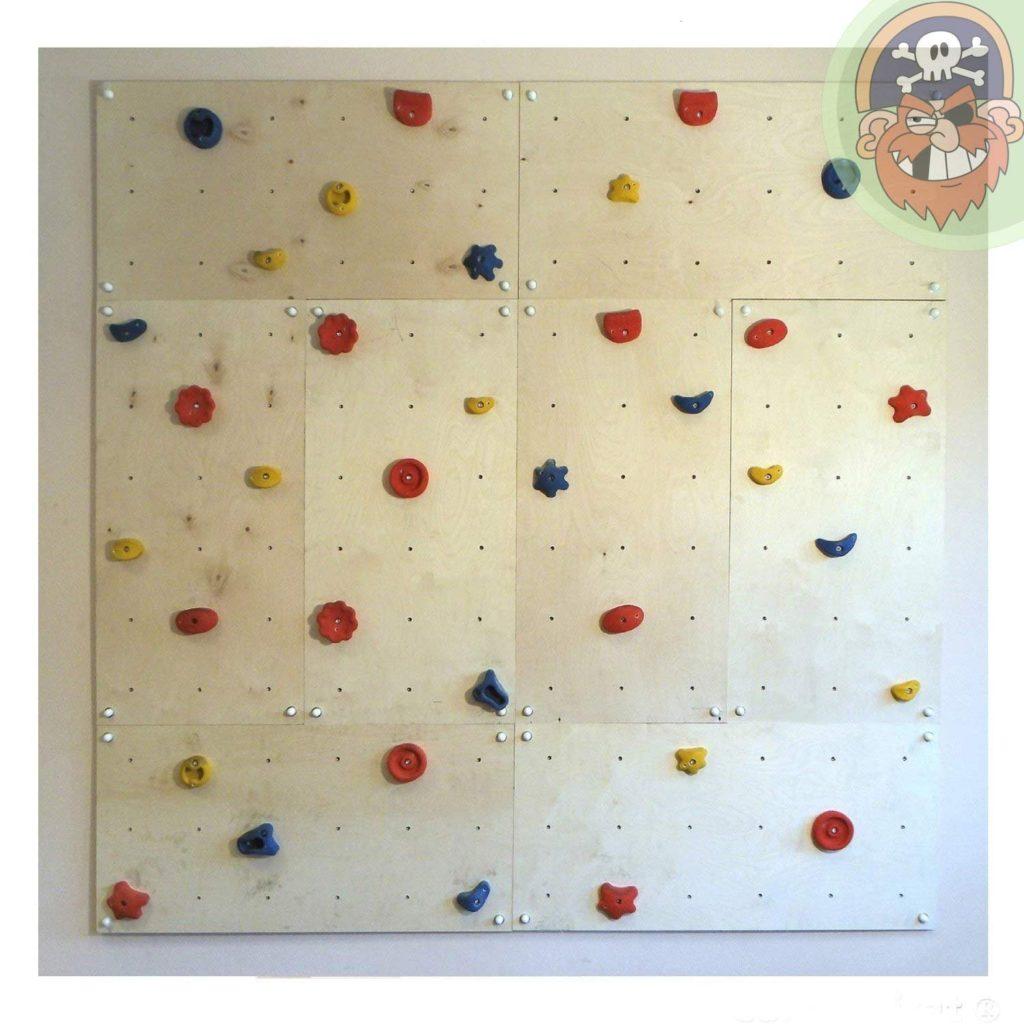 Kletterwand für Kinderzimmer: Kaufen oder selber bauen? Sie haben ...