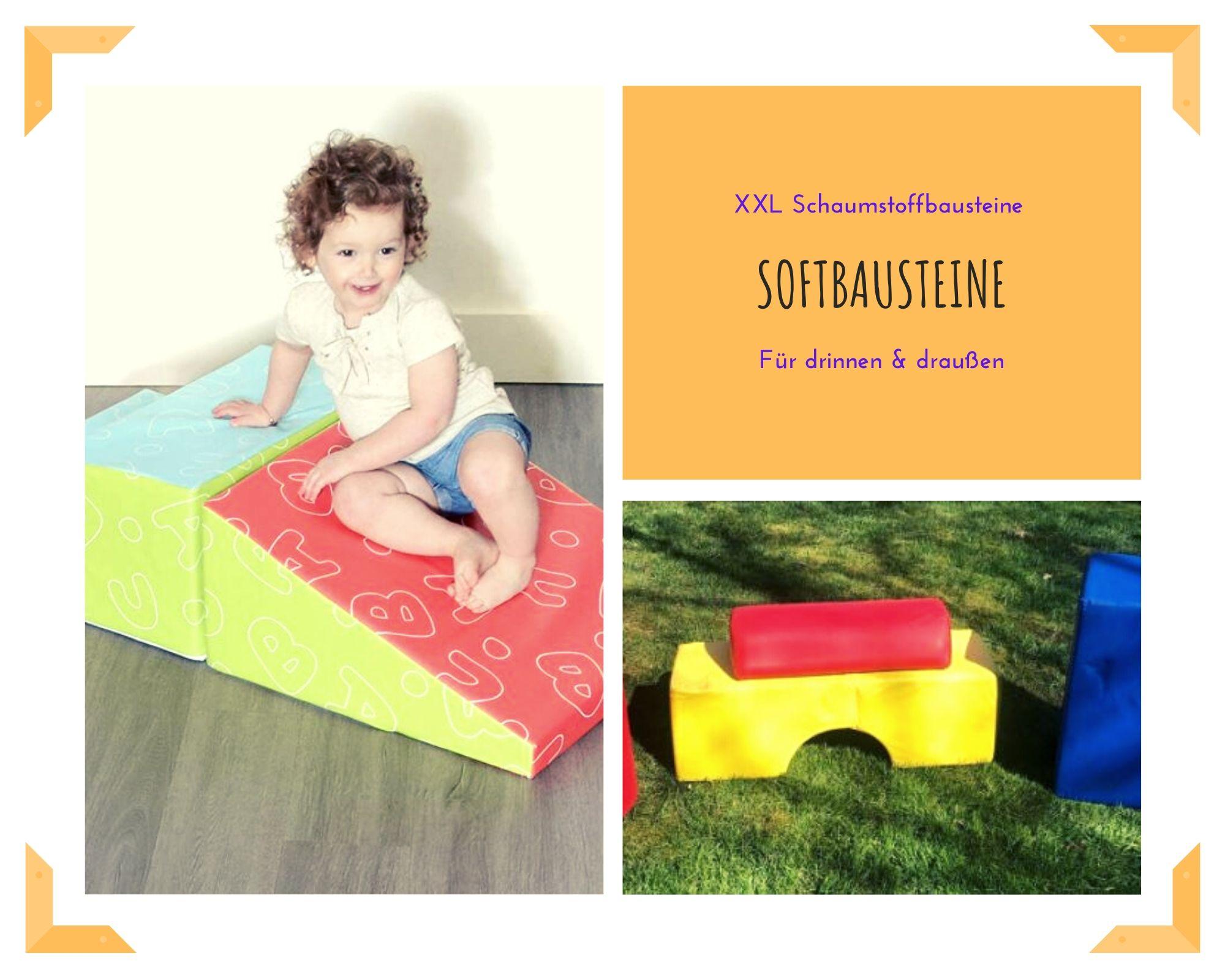 XXL Softbausteine Collage 2