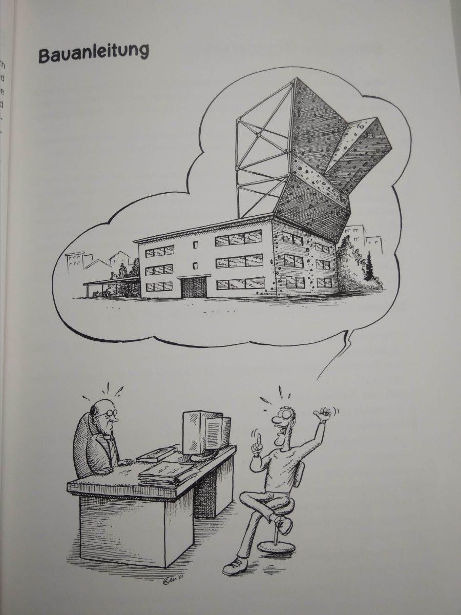 """Comic aus dem Buch """"Klettern an der Boulderwand"""""""