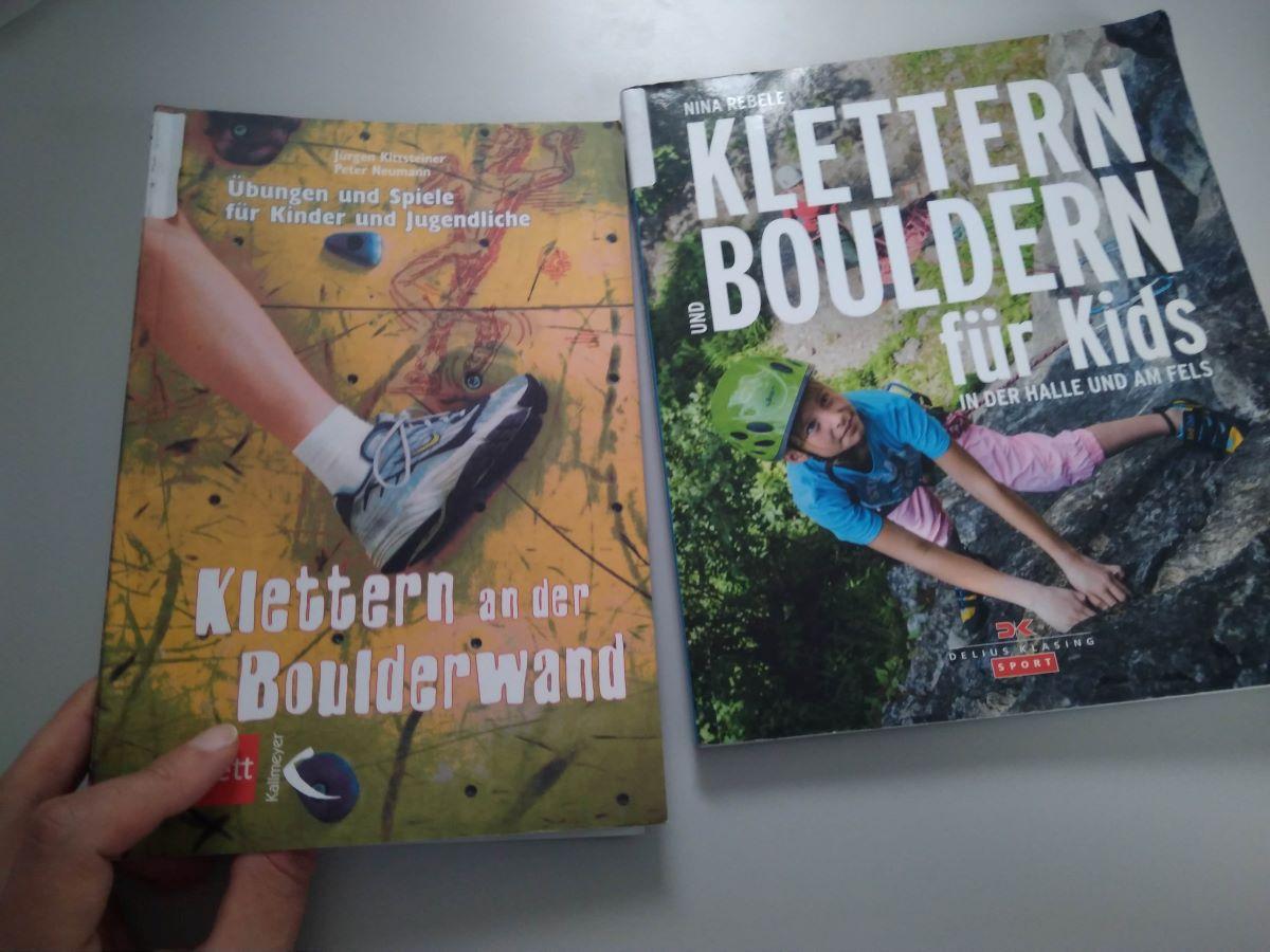 Bücher übers Klettern für Kinder